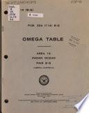 Omega Table Book