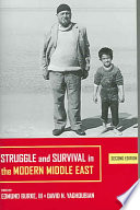 Struggle and Survival in the Modern Middle East Book PDF