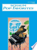 Schaum Pop Favorites  B  The Blue Book