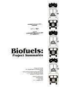 Biofuels Book