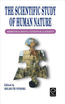 The Scientific Study of Human Nature