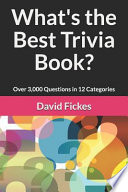 What's the Best Trivia Book?