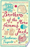 """""""Brother of the More Famous Jack: Rejacketed"""" by Barbara Trapido"""