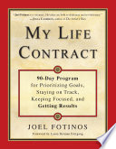 My Life Contract Book