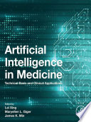 Artificial Intelligence in Medicine Book