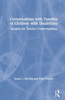 Conversations with Families of Children with Disabilities
