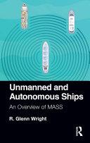 Pdf Unmanned and Autonomous Ships Telecharger