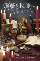Crone s Book of Magical Words