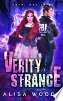 Verity Strange  Legal Magick 3    Paranormal Romantic Suspense