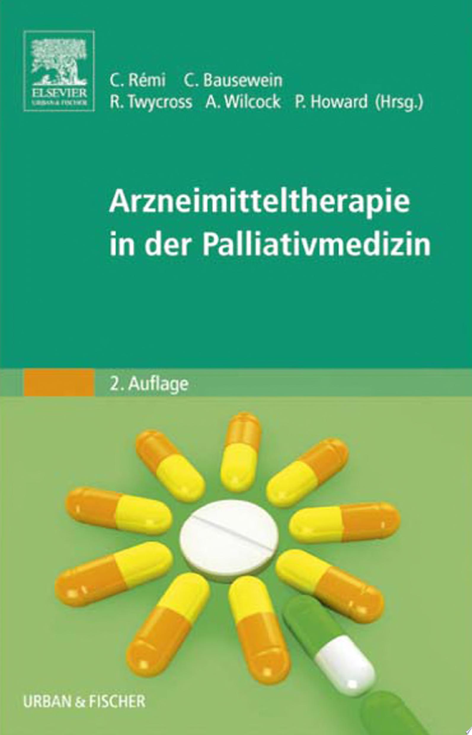 Arzneimitteltherapie in der Palliativmedizin