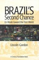 Brazil's Second Chance [Pdf/ePub] eBook