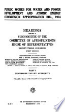 Hearings  Reports and Prints of the House Committee on Appropriations Book