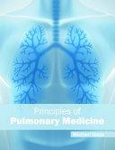 Principles of Pulmonary Medicine