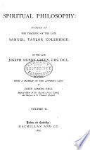 Spiritual Philosophy Book