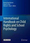 International Handbook on Child Rights and School Psychology