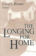 Pdf The Longing for Home