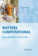 Matters Computational Book