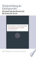 Books-in-Brief: Reviving the Balance (German Language)