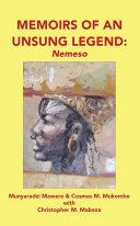 Pdf Memoirs of an Unsung Legend, Nemeso Telecharger