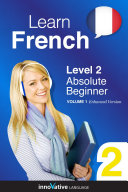 Pdf Learn French - Level 2: Absolute Beginner Telecharger