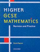 Higher GCSE Mathematics