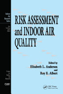 Pdf Risk Assessment and Indoor Air Quality