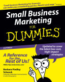 Small Business Marketing For Dummies