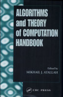 Algorithms and Theory of Computation Handbook