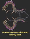 Fantasy Creatures Miniatures