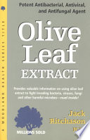 Olive Leaf Extract Book PDF