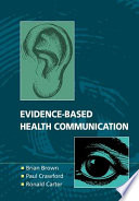 Evidence Based Health Communication