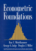 Econometric Foundations Pack with CD ROM