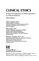 ethics in medicine topics