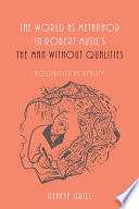The Man Without Qualities Pdf/ePub eBook