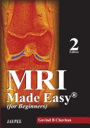 MRI Made Easy (for Beginners) Pdf/ePub eBook