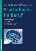 Psychologen im Beruf