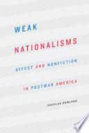 Weak Nationalisms