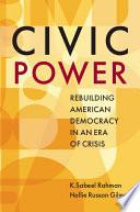 Civic Power Book