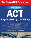 McGraw Hill Education Conquering ACT English  Reading  and Writing  Fourth Edition