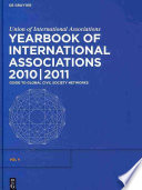 Bibliographic Volume  : International Organization Bibliography and Resources