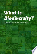 What Is Biodiversity  Book