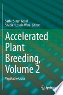 Accelerated Plant Breeding  Volume 2 Book