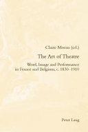 The Art of Theatre Book PDF
