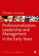 Professionalization  Leadership and Management in the Early Years
