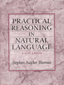 Cover of Practical Reasoning in Natural Language