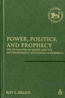 Pdf Power, Politics, and Prophecy