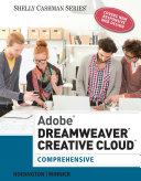 Adobe Dreamweaver Creative Cloud  Comprehensive