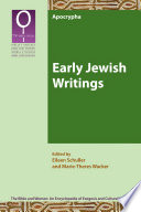 Early Jewish Writings