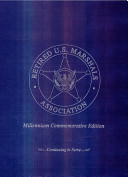 Retired United States Marshals Association Millennium History