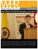 Colombia Contemplates a New Normal